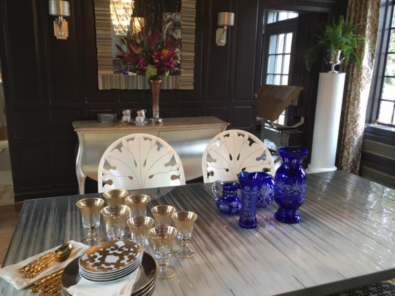 High Point Market, French Heritage Furniture
